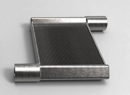 3D列印金屬熱交換零件
