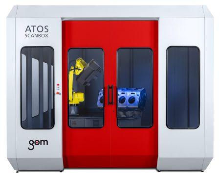 ATOS Scanbox 5120