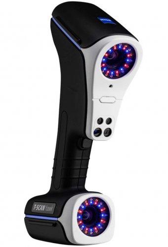 ZEISS 手持式三維掃描-燈號啟動圖片